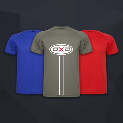Camisetes promocionals OXD
